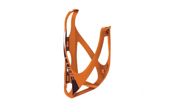 Bottle Cage HPP (orange'n'black)